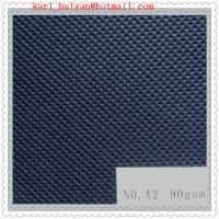 China OEM Polyester PP / PET Nonwoven Fabrics for Suitcase Interlining wholesale
