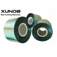 China Aluminium foil butyl rubber tape / construction pipe wrap tape for waterproofing on sale