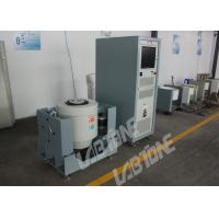 Buy cheap Mobile Phone Battery Testing Equipment Vibration Tester Table Comply To IEC Standard from wholesalers
