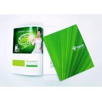 China Promotional A4 Booklet Printing , Tri Fold Brochure Printing Services Panton Color wholesale