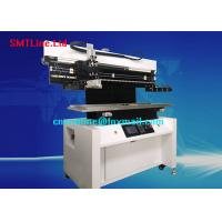 China PLC Control SMT Stencil Printer Adjustable Press Speed With Touch Screen wholesale