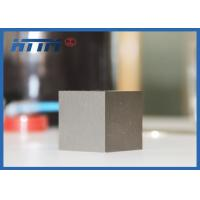 China 1 Kilogram Tungsten heavy Alloy Cube 38mm HIP Sintered with 95% pure W on sale