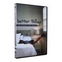 China Home Entertainment TV Series DVD Box Sets Better Things NTSC Format For Family wholesale
