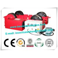 China Handheld Pipe Turning Roller Conventional Welding 270 - 990m Vessel wholesale