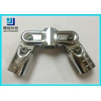 China Wear Resistant Chrome Pipe Connectors HJ-12D Flexible For Industry wholesale