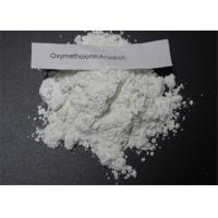 China Oxymetholone / Anadrol Oral Legal Anabolic Steroids For Muscle Gaining on sale