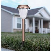 Buy cheap Copper Outdoor Decorative Solar Lights / Lamp With Automatic Turn On / Off from wholesalers