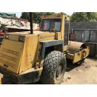 Buy cheap Original colour Second Hand Road Roller , Bomag Bw217d Pneumatic Roller Compactor from wholesalers