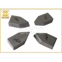 China Cutting Tool Tungsten Carbide Brazed Tips P10 / P20 / P30 ISO Grade wholesale