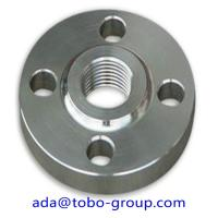 China 4 Welding Neck Flange ASTM B466 UNS C70600 / BS 2871 CN102 ASME B16.9 #600 wholesale