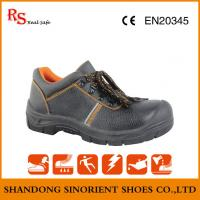 China Made in china CE certificate Good quality steel toe safety shoes , Export to Poland Work shoes with cheap price wholesale