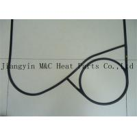 China Rubber Gasket Material Sheet , S35 Large Rubber Washers With Strong Polarity wholesale