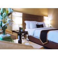 China Custom Made Commercial Furniture Modern Holiday Inn Hotel Bedroom Furniture wholesale