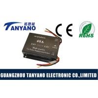 China Industrial Step Down Converter / Militray Car 24v To 12v Converter CE ISO RoHS wholesale