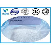 CAS 434-05-9 Muscle Gain Steroids Methenolone Acetate Primobolan - depot