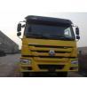 Buy cheap Sinotruk Howo Dump truck 8x4 336hp ZZ3317N2861 for hot sale 12 Wheels Heavy Duty from wholesalers