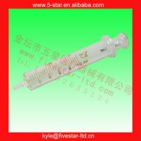 China All Glass Syringe 10ml wholesale
