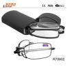 China Portable Fashion Folding Reading Glasses Rotation Eyeglass wholesale
