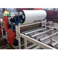 China Sound Absorbing Gypsum Ceiling Tile Production Line / Making Machine wholesale