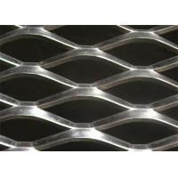 China Diamond Hole Customized Expanded Metal Mesh Sheet For Vorious Application wholesale