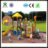 China China Galvanized Steel Pipe Outdoor Playground Supplier QX-006B wholesale