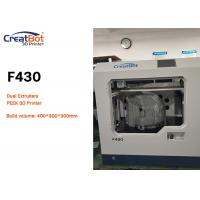 China Glass Ceramic Panel Multifunction 3d Printer 1500W Power Fused Deposition Modeling on sale