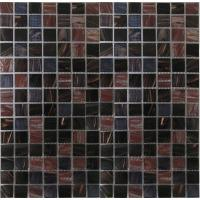 China KG285 Low price mixed color 3d swimming pool glass mosaic wholesale