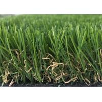China 180 s/m Stitch Landscaping Fake Grass Carpet Outdoor SGS Labsport Certification wholesale