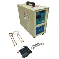 China Diamond Saw Blade Induction Heater Brazing Machine 25KW High Frequency 200-1200A wholesale