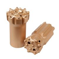 Buy cheap T38 T45 T51 R32 R38 Standard and Retrac Thread Button drill Bit from wholesalers