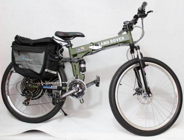 For Land Rover Bike Images