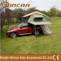 Ripstop Canvas Feature  Roof Top Tent Foldable roof tent for camping RT05