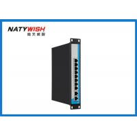 China Portable POE Powered Gigabit Switch With 1 Uplink Fast Ethern Port And 4 POE Fast Ethernet Ports wholesale
