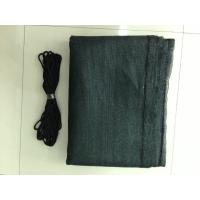 China Hdpe Raschel Knitted Plastic Fence Netting With Anti UV For Garden wholesale