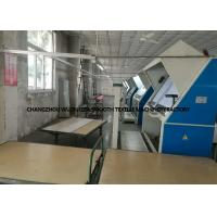 Buy cheap Industrial Fabric Winding Machine / Fabric Inspection Machine PLC Control from wholesalers