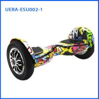 China Portable Electric Smart Self Balancing Scooter With Bluetooth Multicolors wholesale