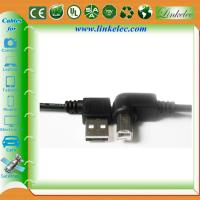 China USB 2.0 Device Cable,machine cable (Double Angled) from chinese manufacturer wholesale