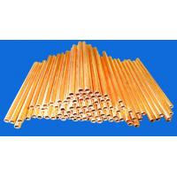 China Steel Strip Air Conditioning Copper Tubing For Cooling Systems on sale