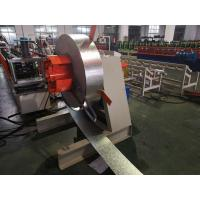 China 1.5-3mm Thickness 3 Phase Roll Forming Equipment With Automatical Cutting on sale