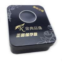 China Durable Wrought Metal Iron Window Box , Digital Electronics Tin Box Tailored Size on sale