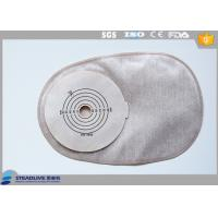 China 60MM One Piece Colostomy Bag Disposable with Non Woven Liner wholesale