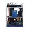 China Haute machine à glaçons efficace de tube de cube, fabricant automatique 3P-380V-50HZ de tube de glace wholesale