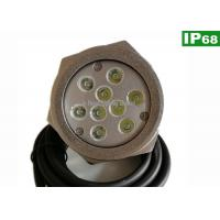 Buy cheap High Power 27W Marine RGB LED lights / LED Drain Plug Light for Yacht from wholesalers
