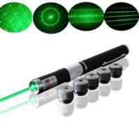 China 5 In1 Green Laser Pointer with 5 Laser Pattern Heads (XL-GP-202) on sale