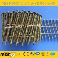 China Good quality coil common nail with ring shank on hot sale!!! on sale