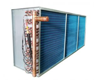 China 9.52mm Hydroponic Fin Type Heat Exchanger Leaking Proof wholesale