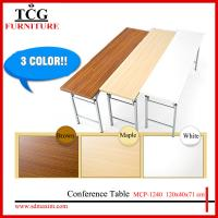 Buy cheap TCG Japanese folding meeting table from wholesalers