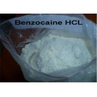 Purity 99% Benzocaine HCL Local Anesthetic Drug CAS 94-09-7 100% Safely Shipping