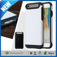 China Hard PC Outer Shell Smartphone iPhone 6 Plus Protective Case with Soft Rubber Inner wholesale