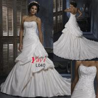 Buy cheap Elegant Wedding Dress, Bridal Gown (L040) from wholesalers